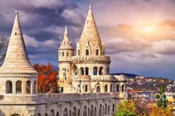 Budapeszt i Balaton