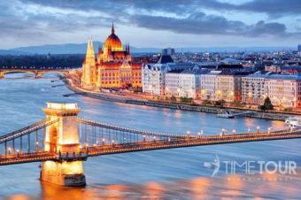 Budapeszt i Wiedeń
