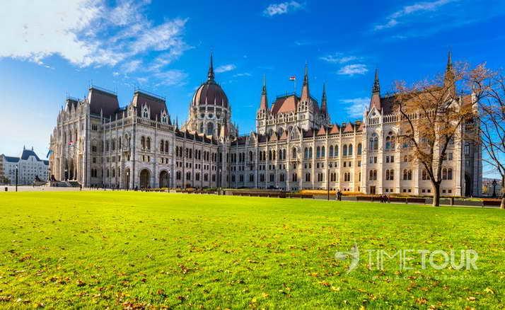 Wycieczka firmowa do Budapesztu - Parlament