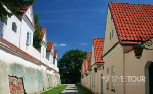 Wycieczka firmowa do Wigierskiego Parku Narodowego - klasztor w Wigrach