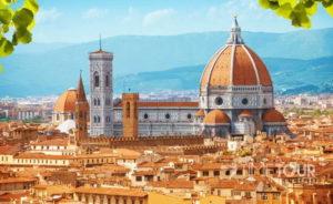 Wycieczka firmowa do Włoch - katedra we Florencji