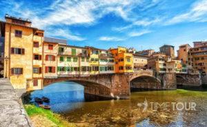 Wycieczka firmowa do Włoch - Most Złotników we Florencji