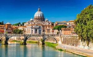 Wycieczka firmowa do Włoch - Rzym i Watykan