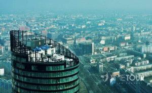 Wycieczka firmowa do Wrocławia - Sky Tower
