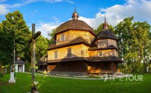 Wycieczka szkolna na Lubelszczyznę - cerkiew