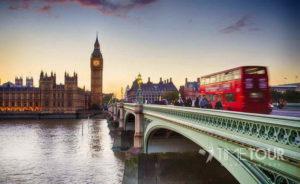 Wycieczka szkolna do Londynu - Big Ben i Tamiza