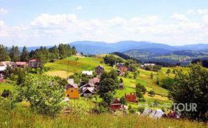 Wycieczka szkolna w Beskid Śląski do Istebnej i Koniakowa