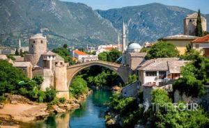Wycieczka szkolna do Bośni i Hercegowiny - Mostar i Stary Most