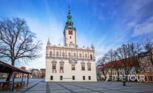 Wycieczka szkolna do Chełmna - Rynek i Ratusz