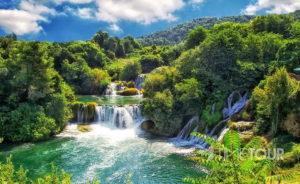 Wycieczka szkolna do Chorwacji - Park Narodowy Krka