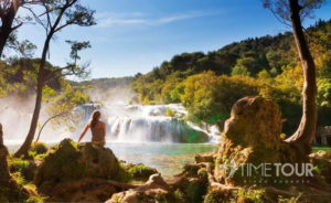 Wycieczka szkolna do Chorwacji - Park Narodowy Jezior Plitwickich