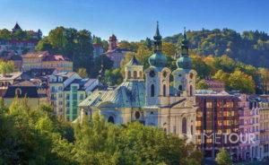 Wycieczka szkolna do czeskiego uzdrowiska Karlove Vary