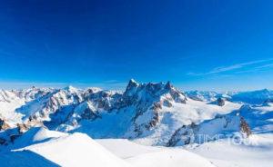 Wycieczka szkolna do Francji - Alpy Mount Blanc