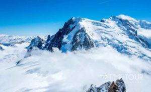 Wycieczka szkolna do Francji - Alpy