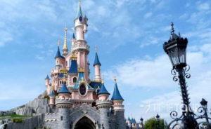 Wycieczka szkolna do Disneylandu Paryż - zamek Disney'a