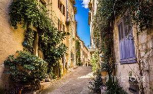 Wycieczka szkolna do Francji - Saint Paul de Vence