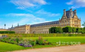 Wycieczka szkolna do Francji - Pałac w Wersalu