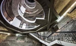 Wycieczka szkolna do Fromborka - wieża z wahadłem i planetarium