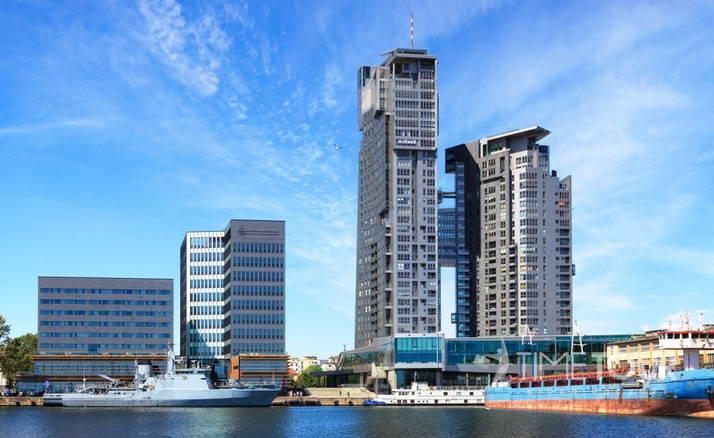 Wycieczka szkolna do Gdyni - Sea Towers