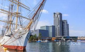Wycieczka szkolna do Gdyni - Dar Pomorza