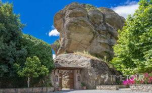 Wycieczka szkolna do Grecji - Meteory Kalambaka