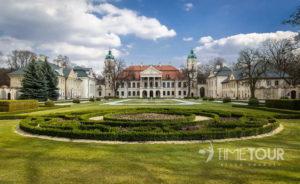 Wycieczka szkolna na Lubelszczyznę do Kozłówki - Pałac w Kozłówce