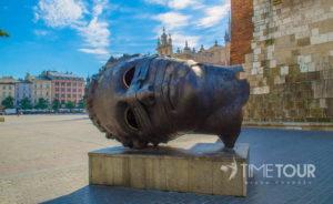 Wycieczka szkolna do Krakowa - Rynek Główny