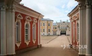 Wycieczka szkolna na Łotwę - barokowy Pałac Rundale