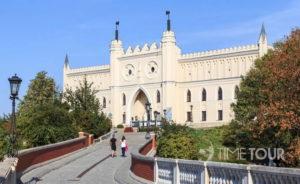 Wycieczka szkolna do Lublina - Zamek Lubelski