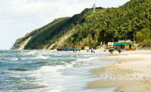 Wycieczka szkolna do Międzyzdrojów - plaża i Woliński Park Narodowy