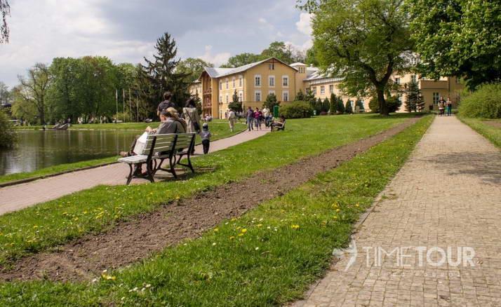 Wycieczka szkolna do Nałęczowa