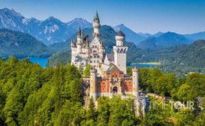 Wycieczka szkolna do Bawarii - Zamek Neuschwanstein