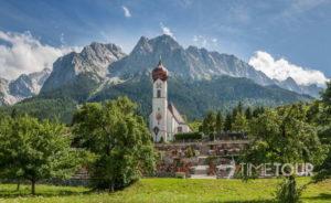Wycieczka szkolna do Bawarii - Garmisch-Partenkirchen Ga-Pa