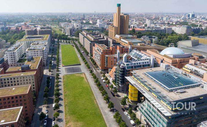 Wycieczka szkolna do Berlina - Fontane platz i Arcaden
