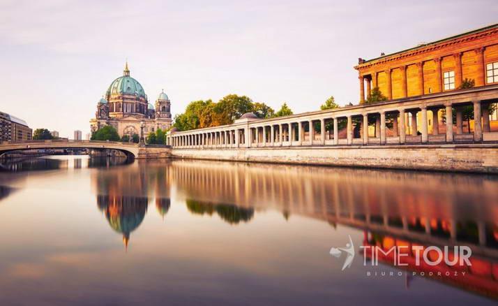 Wycieczka szkolna do Berlina - katedra i Wyspa Muzeów