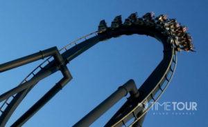 Wycieczka szkolna do Heide Parku - coaster