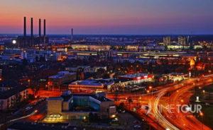 Wycieczka szkolna do Wolfsburgu - fabryka Volkswagena