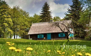 Wycieczka szkolna do Olsztynka - Skansen Warmii i Mazur