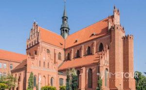 Wycieczka szkolna do Pelplina - katedra pelplińska