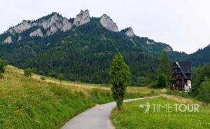 Wycieczka szkolna w Pieniny - Trzy Korony