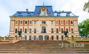 Wycieczka szkolna do Pszczyny - Pałac w Pszczynie