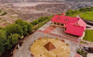 Wycieczka szkolna do Kaliningradu - kopalnia bursztynu