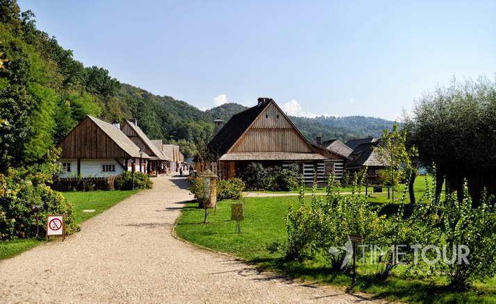 Wycieczka szkolna do Sanoka - największy skansen w Polsce