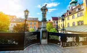 Wycieczka szkolna do Słowację - Bratysława