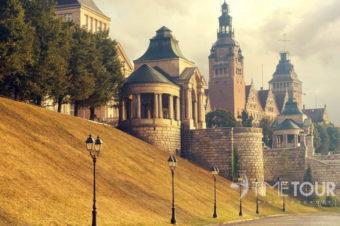 Szczecin, Berlin i Świnoujście