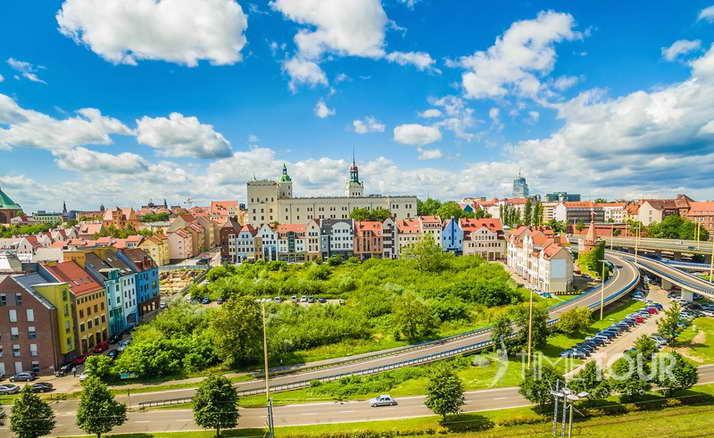 Wycieczka szkolna do Szczecina - zamek i stare miasto