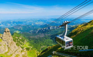Wycieczka szkolna do Zakopanego i w Tatry - kolej linowa na Kasprowy Wierch
