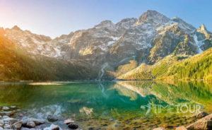 Wycieczka szkolna na Morskie Oko w Tatrach