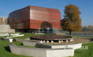 Wycieczka szkolna do Warszawy - Planetarium CNK