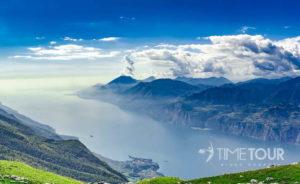 Wycieczka szkolna do Północnych Włoch - jezioro Garda